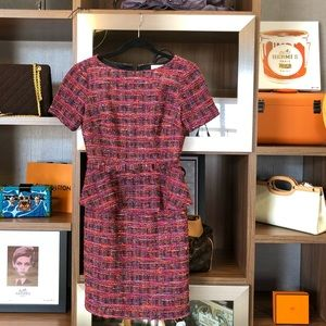 Trina Turk Duchess Tweed Dress